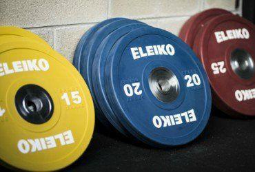 Eleiko Coloured Bumpers