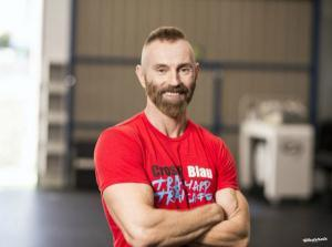 CrossFit® Blau - Filip Wahlback, Co-Owner, Head Coach, Personal Trainer and Athlete CrossFit Blau