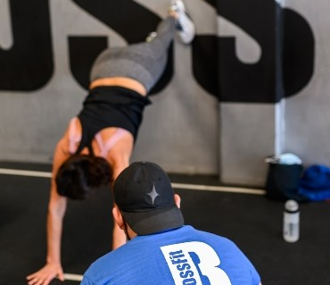 Fran Contreras Judge, CrossFit Blau